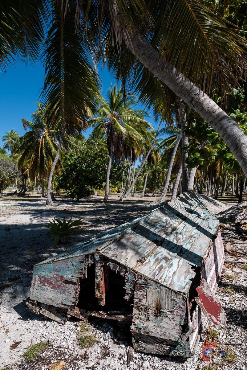 Ooh mon bateau - Atoll de Tikehau