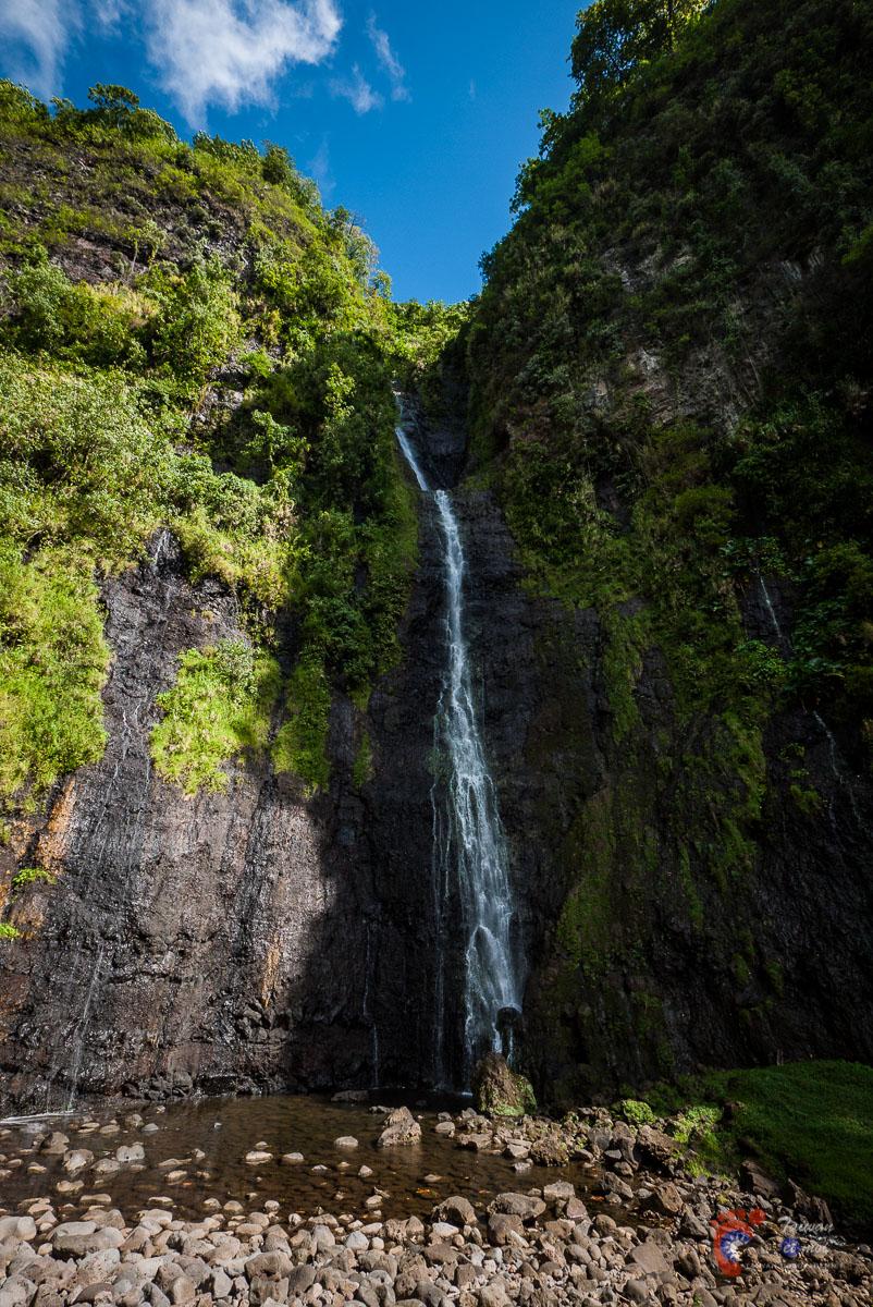 Les 3 cascades de Fa'arumai