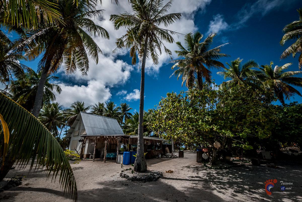 Atoll de Tikehau