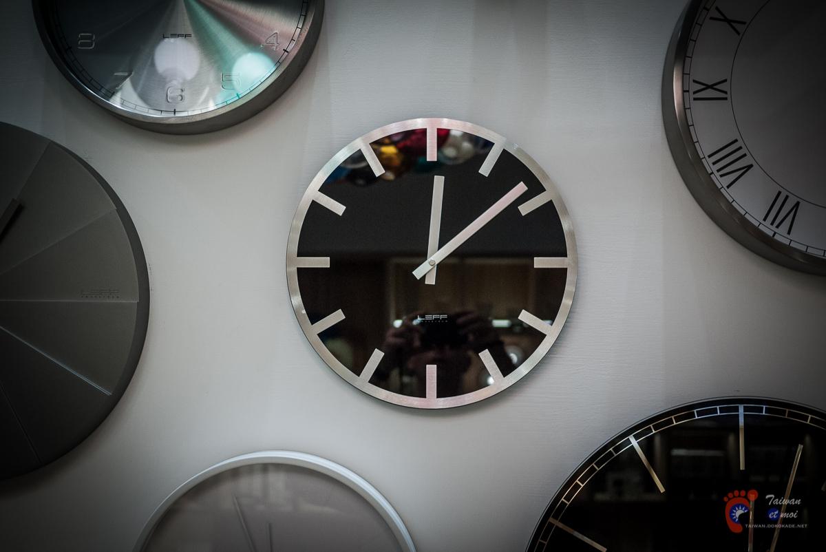 Horloges Leff